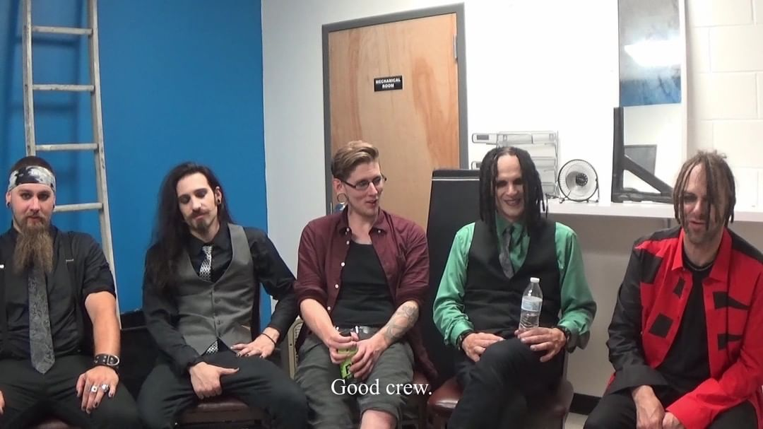 DELIVERANCE POST VIDEO INTERVIEW Video shot by : Austin Hein Productions  Face W...
