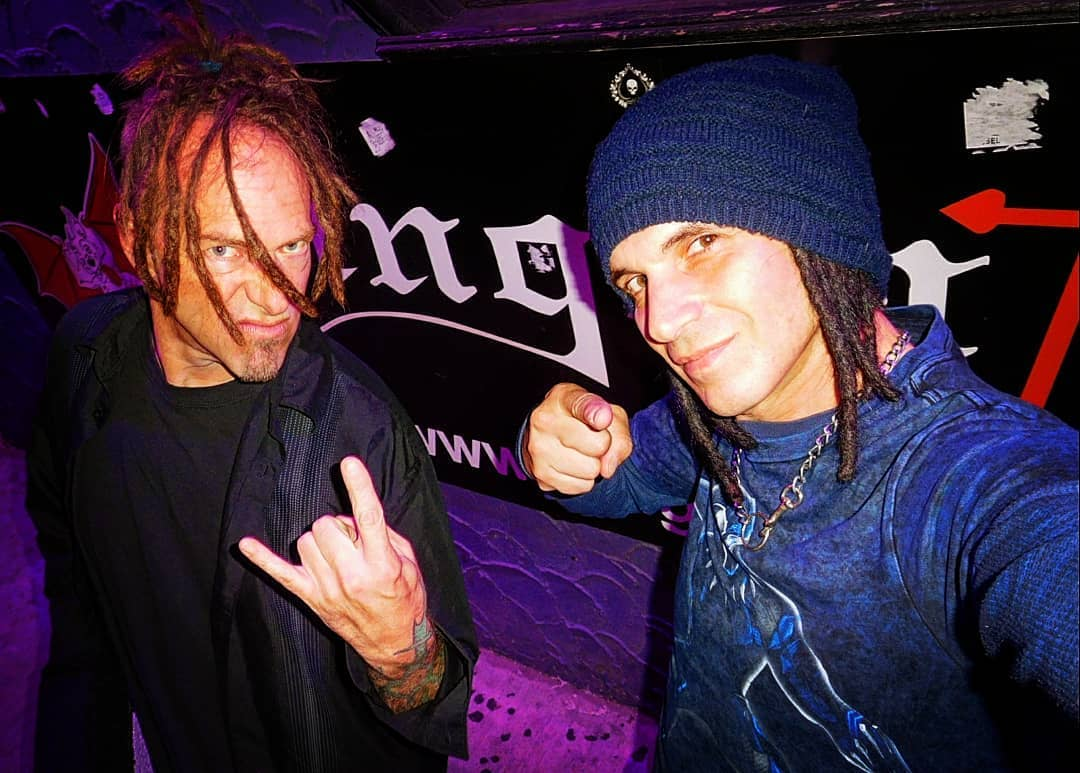 Mantis & Tripp on a night out (pre-covid). Back in the good ole days, which we h...